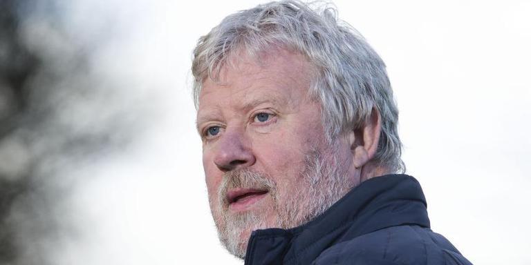 Johan Schokker: ,,Wy libje hieltyd mear yn in stressmaatskippij.'' FOTO RENS HOOYENGA