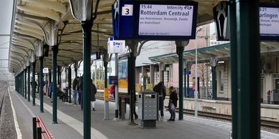 Station Leeuwarden. FOTO NIELS WESTRA