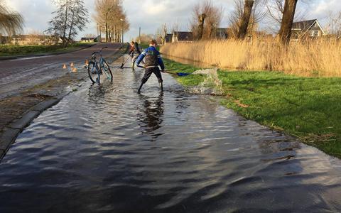 Weer februari: de strenge vorst maakt plaats voor de 'Ierse winter'