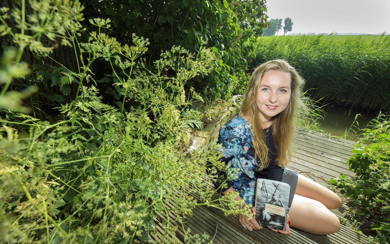 Anne-Goaitske Breteler: ,,Het hielp dat ik hier vandaan kom, en ik was echt geïnteresseerd.''  FOTO MARCEL VAN KAMMEN