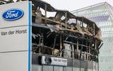 Van der Horst herbouwt garage, maar verliest Ford-dealerschap