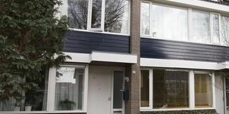 De vestiging van Jeugdhulp Friesland aan de De Ruyterweg in Leeuwarden. FOTO JEUGDHULP FRIESLAND