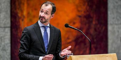 Eric Wiebes, minister van Economische Zaken en Klimaat.