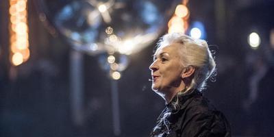 Joke Tjalsma speelt Marijke Muoi. FOTO HOGE NOORDEN/JACOB VAN ESSEN