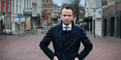 Sander de Rouwe. FOTO NIELS WESTRA