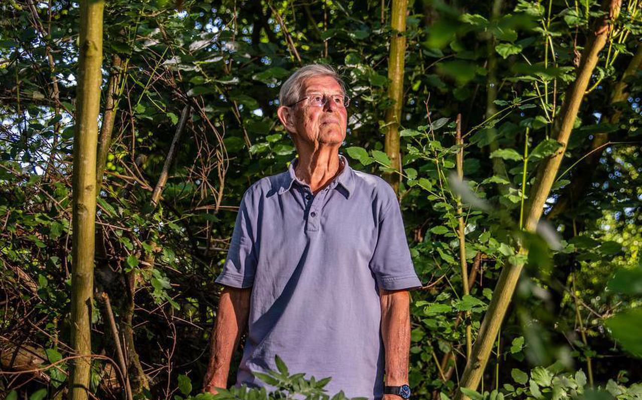 Joost van Bodegom kwam pas tientallen jaren later in het reine met Japan.