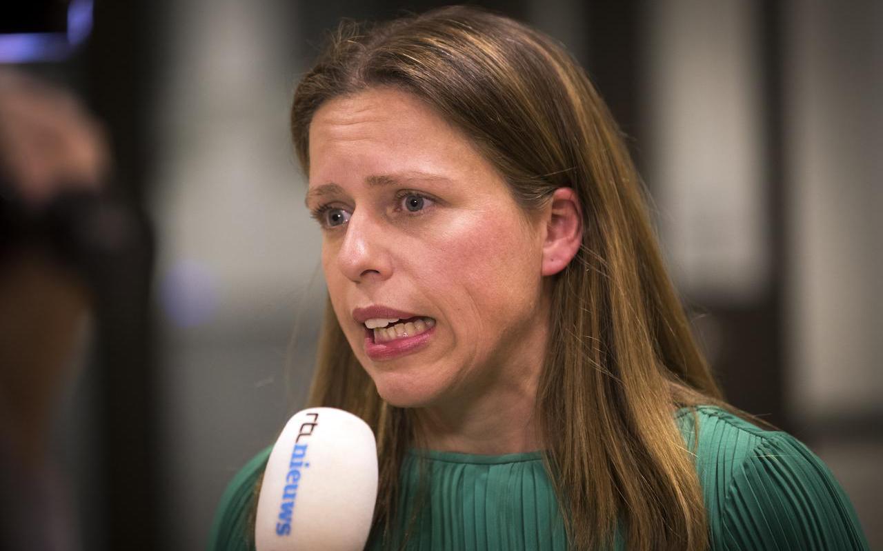 Landbouwminister Carola Schouten. FOTO ANP