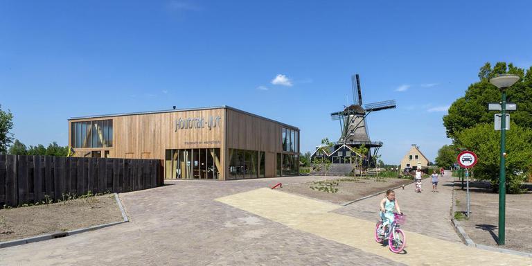 Museum en werkplaats Houtstad, IJlst is de winnaar van de Vredeman de Vriesprijs 2018. Architect Haiko Meijer (van Onix NL, Groningen), opdrachtgever Stichting Museum en Werkplaats Houtstad IJlst.