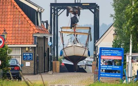 Opnieuw aanvraag faillissement Friesche Jachtcentrale in Heeg