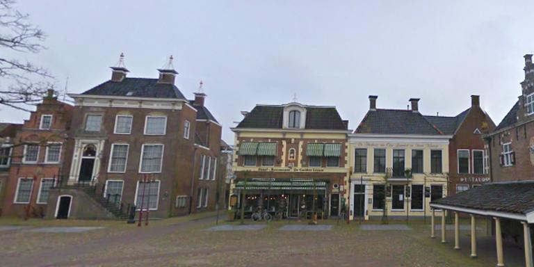 Het Cultuurhuis is gevestigd aan De Merk in Workum.