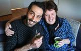 Een nieuwe familie voor vluchteling Alaa Alhalabi: Onze familieapp is niet compleet zonder hem'