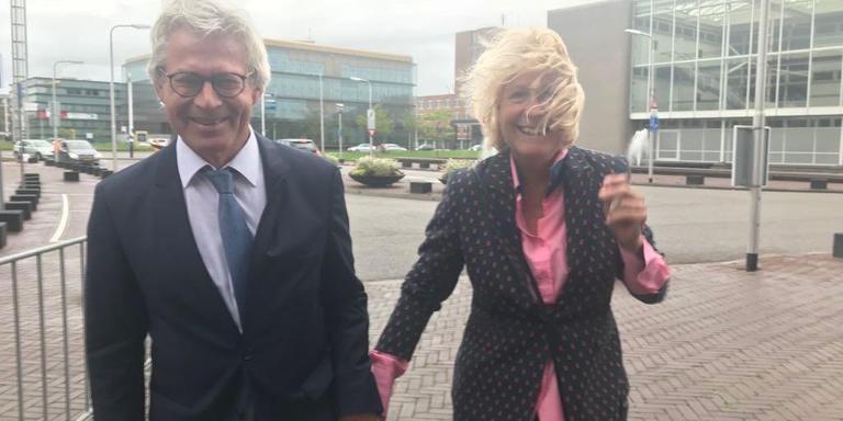 Burgemeester van Leeuwarden Ferd Crone