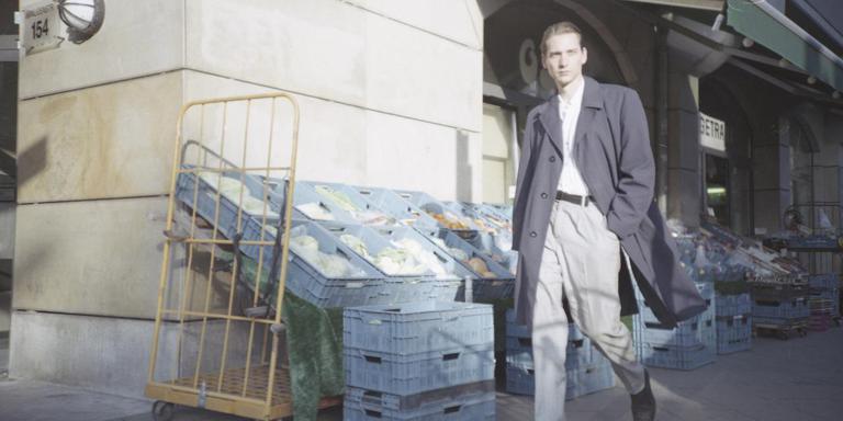 Thomas Azier zegt de afgelopen twee jaar een soort van huisloos te zijn geweest. Nu woont hij weer in Nederland. Foto: Obiblanche