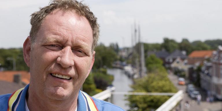 Piet Paulusma. Foto: Archief/Hoge Noorden