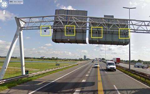Rondtrekkende crimineel gepakt met slimme snelwegcamera's