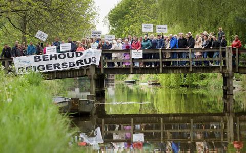 Werkgroep: misleiding in strijd rond Reigersbrug Dokkum