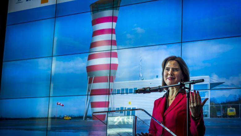 Minister Cora van Nieuwenhuizen. FOTO ANP