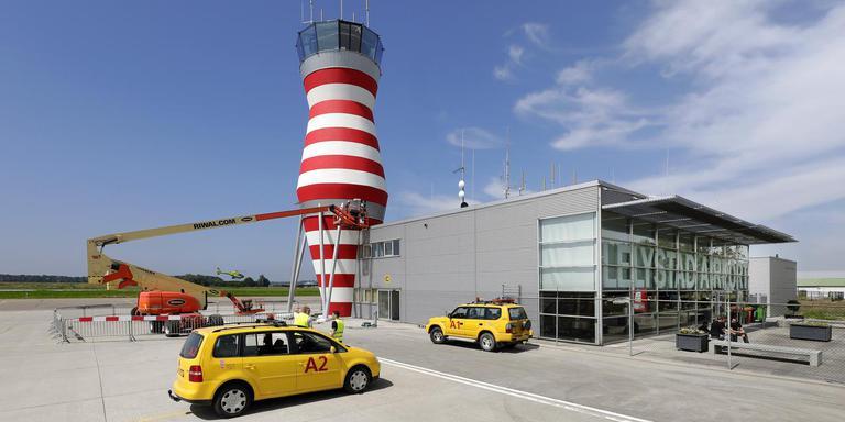 Lelystad Airport. FOTO ARCHIEF