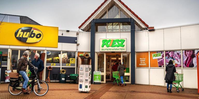 In nauw overleg met de buurt is overeenstemming bereikt over de uitbreiding van drie winkels in het centrum van Akkrum. FOTO NIELS DE VRIES