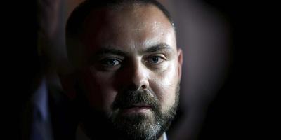 De Maltese minister van Justitie en Cultuur, Owen Bonnici.