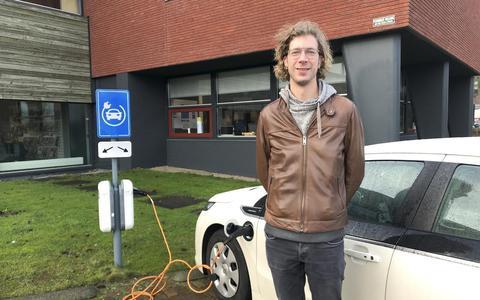 Friese promovendus: 'Elektrische auto's gaan broeikaseffect niet dempen'