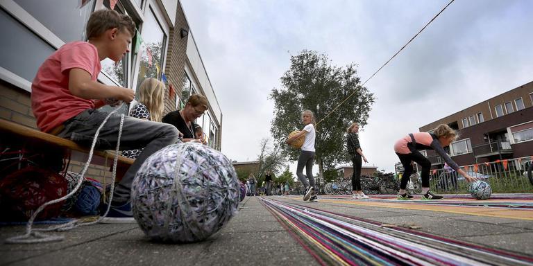 St Mattheüsschool Haakt Zich Het Recordboek In Friesland Lcnl