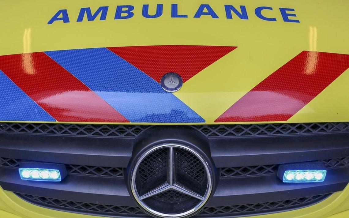 Automobiliste Mantgum gewond na eenzijdig ongeval - Leeuwarder Courant