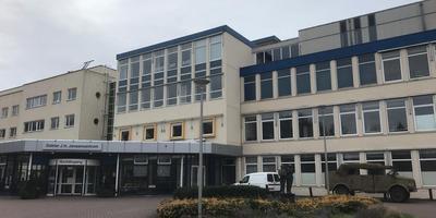 Het Dokter J. H. Jansencentrum in Emmeloord. FOTO LC