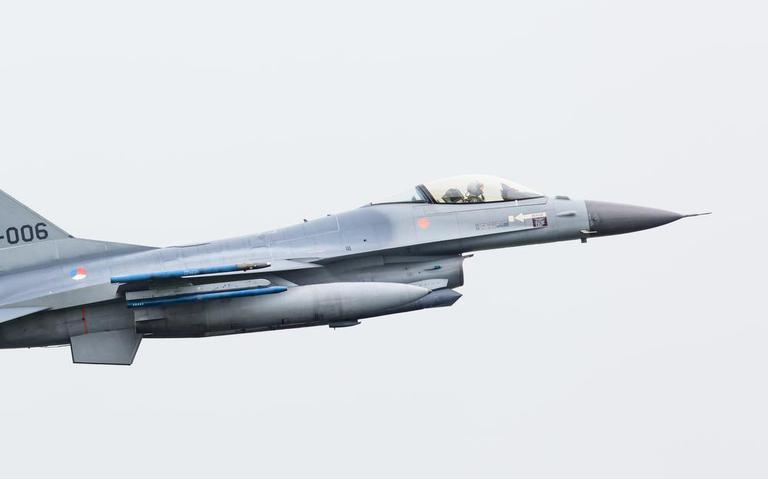Toch geen oefenbommen met explosieve lading op Vliehors woensdag door slecht weer