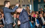 Leo Pieter Stoel na inwoner nu ook burgemeester van Ameland