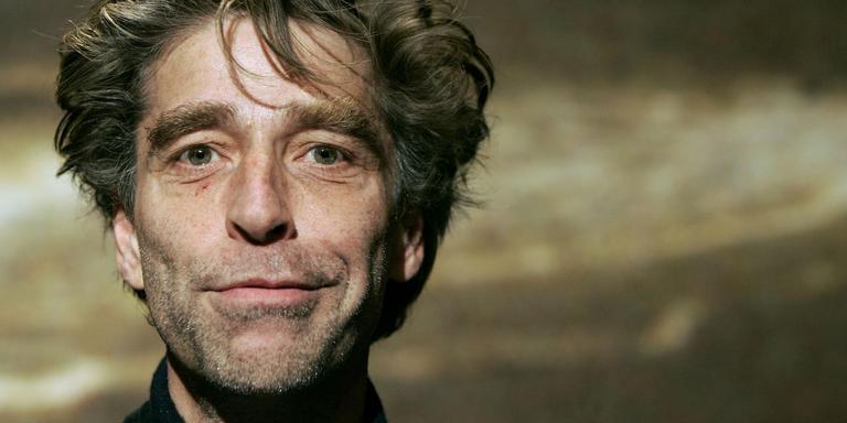Een portret van Maarten van Roozendaal uit 2007.