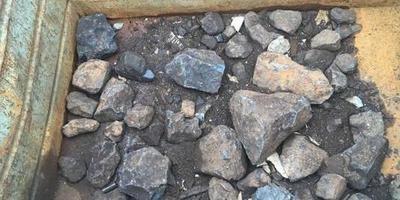 Een deel van de besmette ballastblokken. FOTO POLITIE
