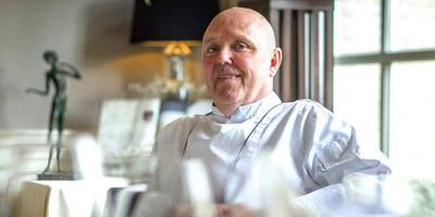 Chef-kok en eigenaar van restaurant de Koriander, Jan Gaastra.