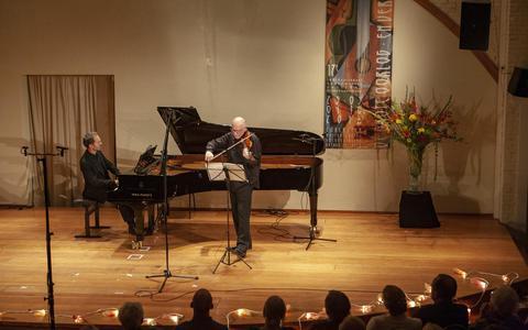 Kamermuziekfestival van hoge kwaliteit op Schiermonnikoog