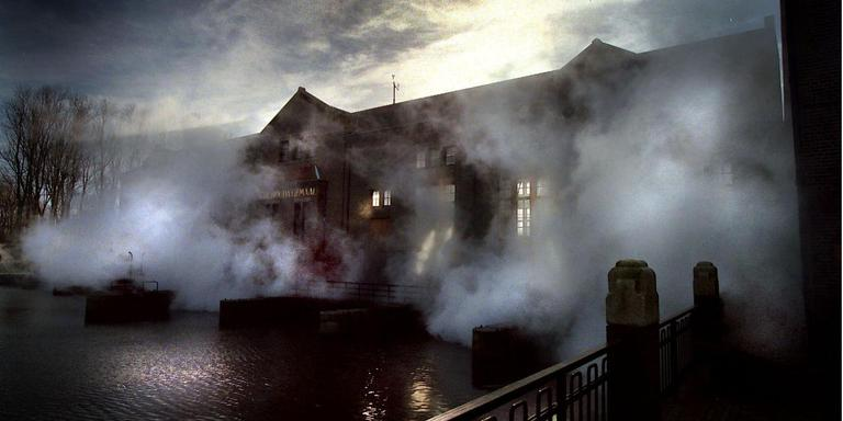 Het Woudagemaal is het oudste nog werkende stoomgemaal in Europa. FOTO ARCHIEF LC/WIETZE LANDMAN