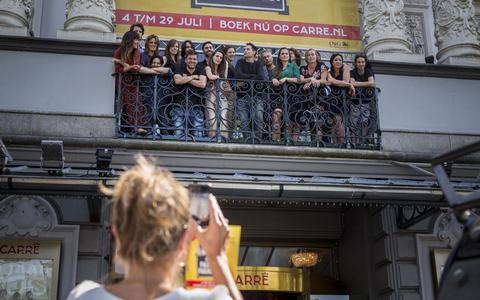 'Het Pauperparadijs' in Carré met een ruime week verlengd