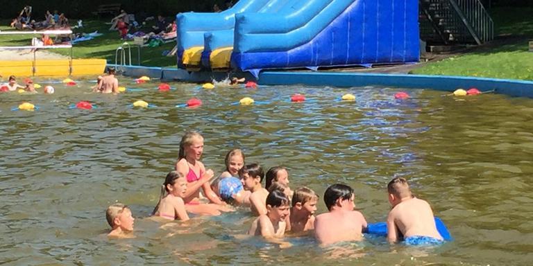 Zwembad Jubbega.