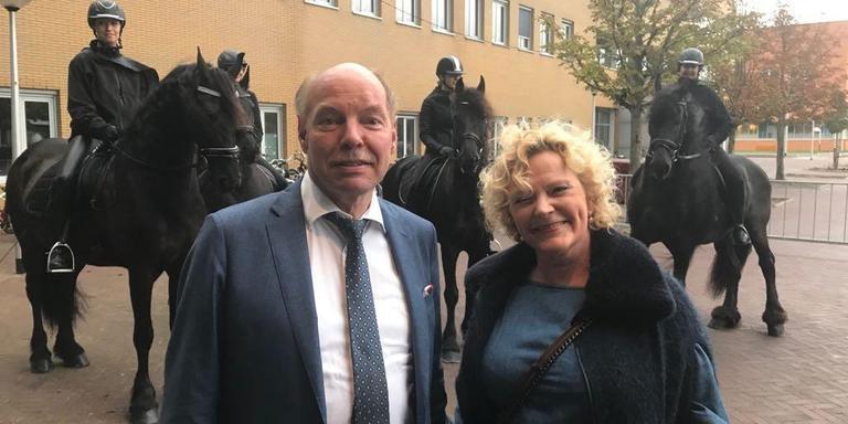 Wim Anker en Jantien de Boer