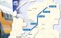 Nieuwe spoorlijn tussen Groningen en Amsterdam: reistijd naar beneden en boost voor economie Noorden