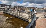 Openen en sluiten van de Koninginnebrug in Sneek vergt elke keer zo'n half uur.