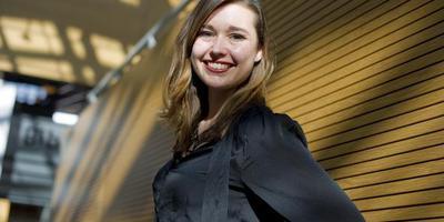 Nicole Bakker. FOTO HOGE NOORDEN/JACOB VAN ESSEN