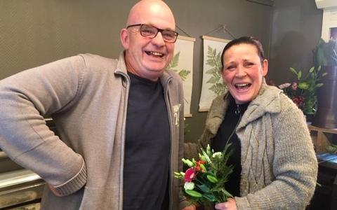 De bloemist | Florist Willem de Graaf bloeit volop in coronatijd: 'Ik bin der gek op, ken nyt sonder'