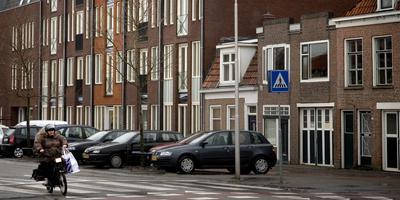 Het Zuidvliet in Leeuwarden. FOTO ARCHIEF