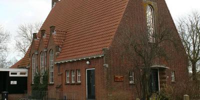 De gereformeerde kerk in Grou door de gemeente Leeuwarden dit jaar als gemeentelijk monument aangewezen.