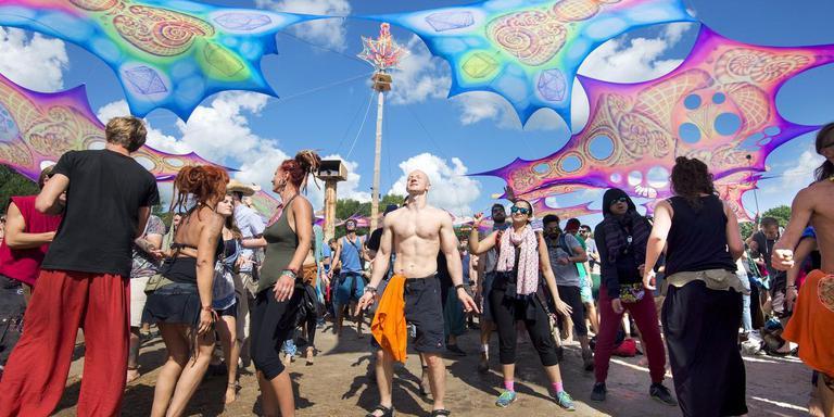 Psi-fy Festival 2015 in de Groene Ster. FOTO MARCEL VAN KAMMEN