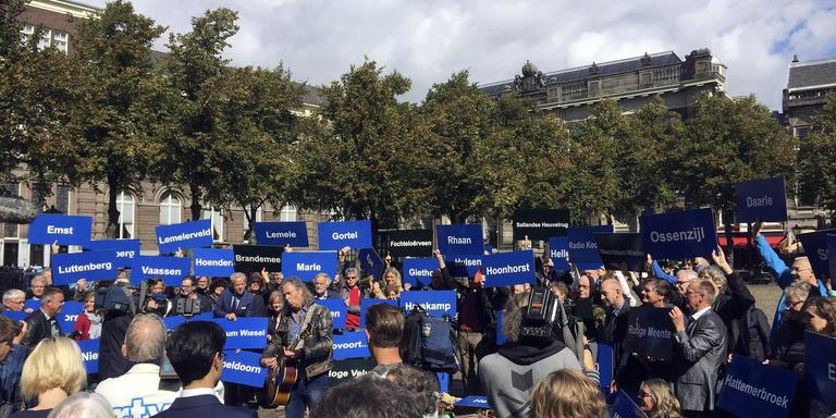 Stadsbussen Dronten sluiten na wijziging weer aan op de trein van en naar  Lelystad