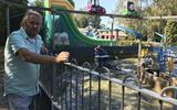 Sybrandy's Speelpark Oudemirdum op losse schroeven door zorgen om dijk