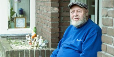 Oud-zwerver Tabe Annema (64) is tot rust gekomen in Kollumerzwaag. Aflevering 17, september 2018.