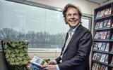 Arendo Joustra werkt al dertig jaar bij een burgerlijk blad: 'Wij geven de polsslag van de samenleving weer'