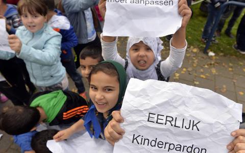Friese partijen willen ruimer kinderpardon